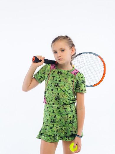 Юбка Fitness волан (детская)